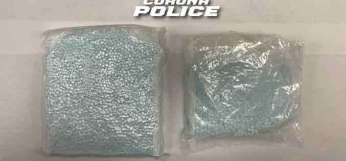 15,000 counterfeit M30 pills seized