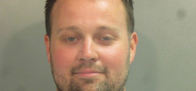 Josh Duggar Arrested by Federal Agents in Arkansas