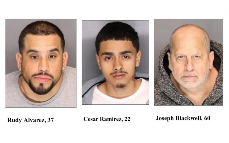 Sheriff's Office announces numerous arrests in countywide sexual-predator sting operation