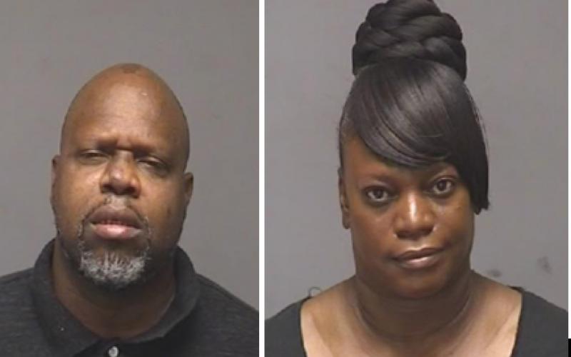 Husband and wife arrested for murder of 8-year-old boy