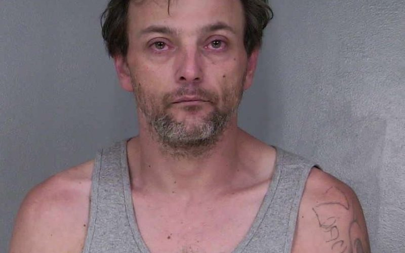 Mail theft suspect arrested near Arcata
