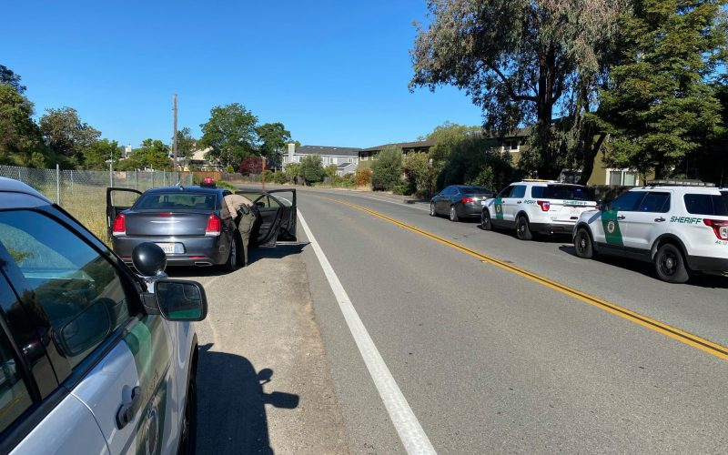 Female Arrested for Marin County Jail Incident