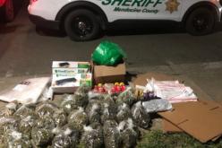 Quartet arrested for marijuana sales