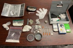 Woman arrested for selling meth