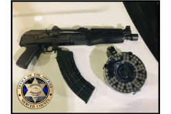 Merced County: Man arrested on suspicion of DUI also had AK47-style rifle, ammo in vehicle
