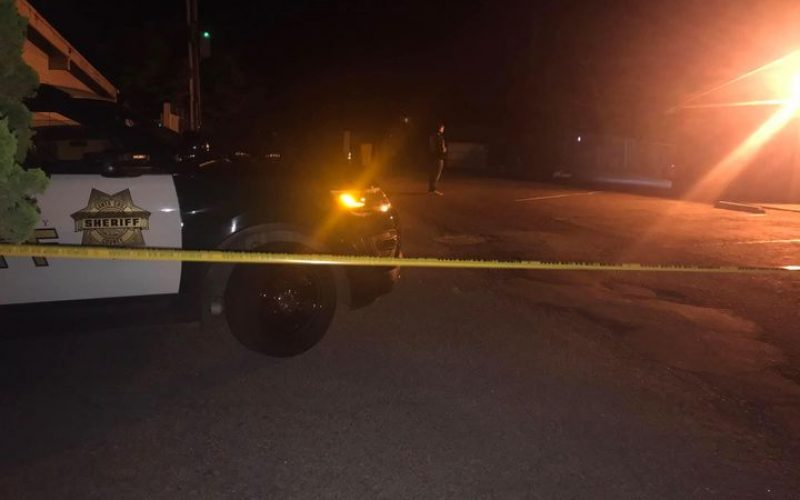 Man fires at deputy, is shot, survives for jail