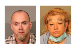 Traffic stop leads to arrest on suspicion of conspiracy, weapons and narcotics charges