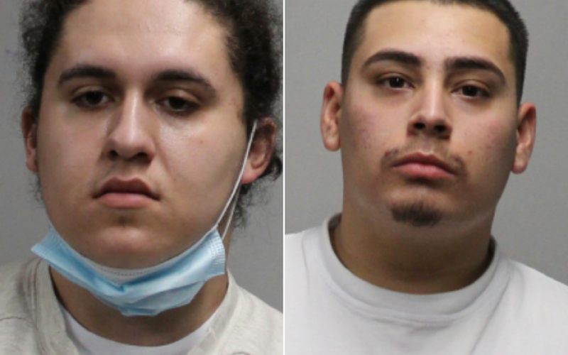 Pair arrested in March 6th double murder shooting