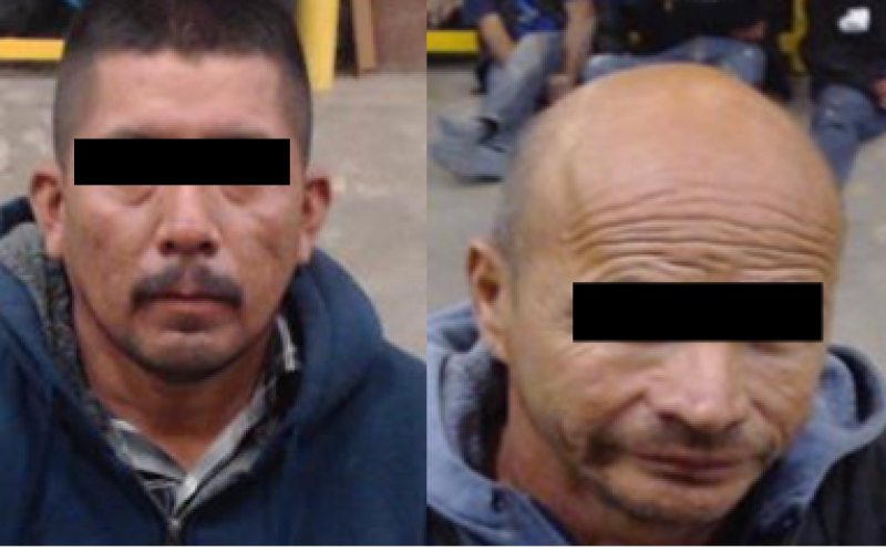 El Centro Sector Agents Arrest Four Sex Offenders in Separate Events