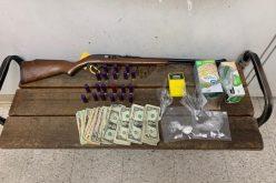 Visalia Police: Search warrant turns up gun, narcotics