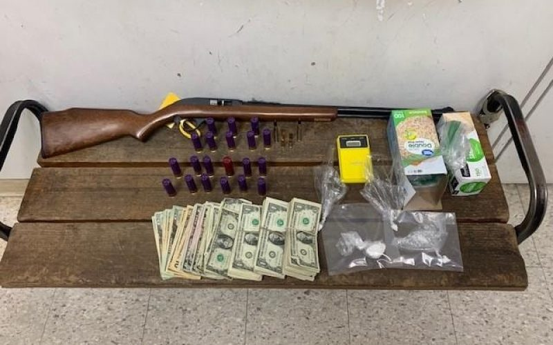 Visalia Police: Search warrant turns up gun, narcotics