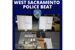 West Sacramento: Cache of stolen mail, duplicate keys, tools discovered during traffic stop