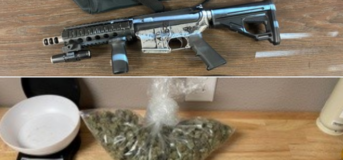 Two weekend gun-related arrests