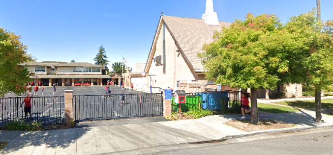 Redeemer Lutheran School Burglar Arrested