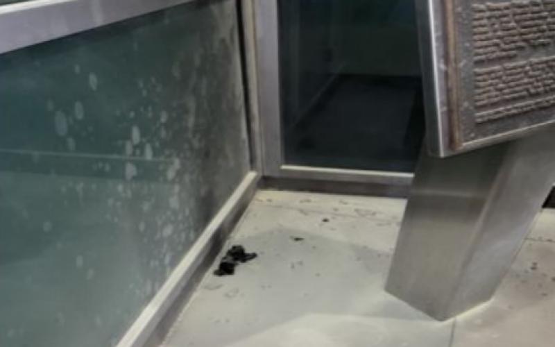 Man Hurled Molotov Cocktail into Topanga PD Station – Charged with Felony Arson