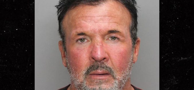 BUFF BAGWELL PRO WRESTLING STAR ARRESTED Accused Of Hit & Run, Lying To Cops