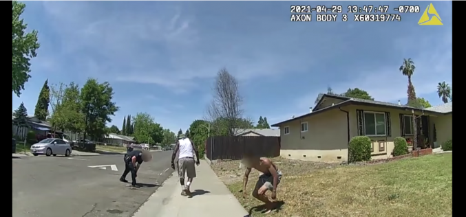 Sacramento PD issues statement on Barbee Way assault, releases footage