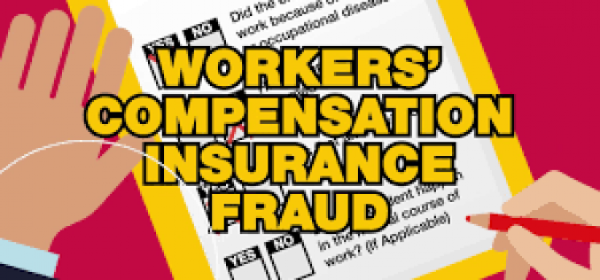 Probation, restitution, fines for workers compensation fraud