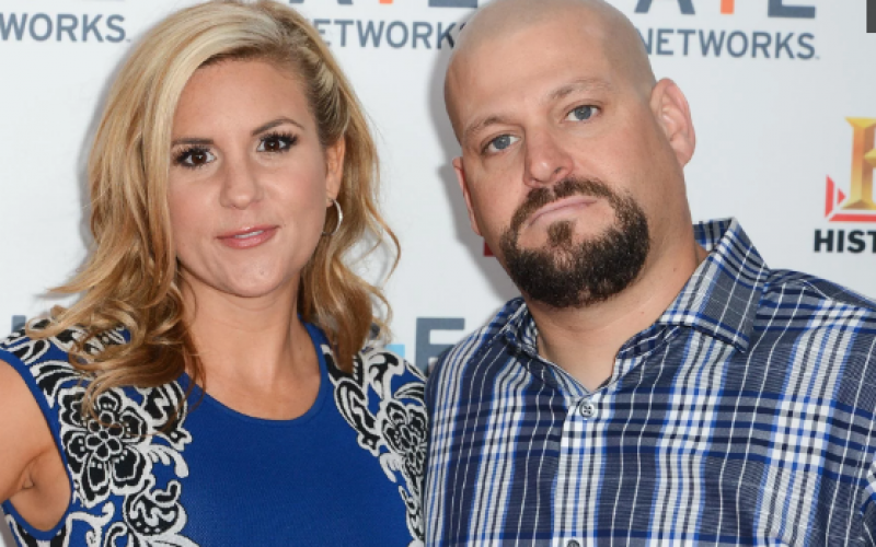 Storage Wars star Jarrod Schulz charged with domestic violence against Brandi Passante
