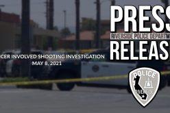 OFFICER INVOLVED SHOOTING INVESTIGATION