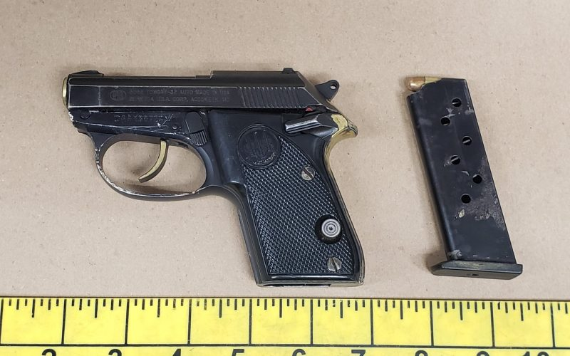 Another Wanted Felon Arrested with Loaded Firearm