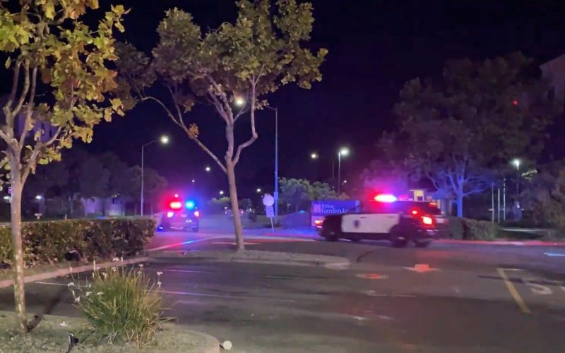 SMPD Arrests One Suspect After Vehicle Pursuit and Suspect Flight Into Pond