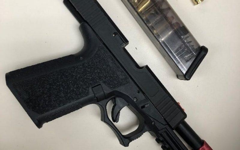 Weapon and Pursuit Arrest