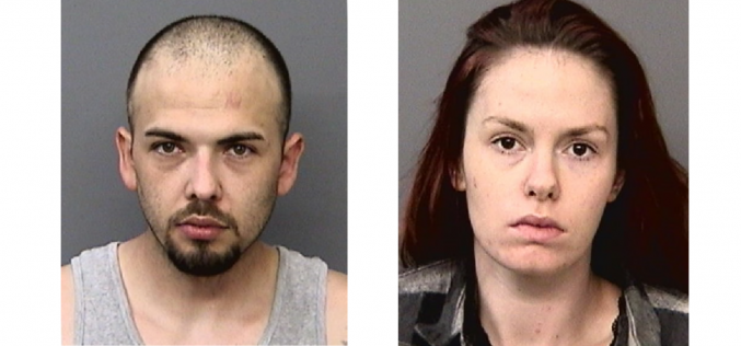 Two arrested after allegedly following woman home, robbing her of casino winnings