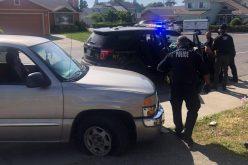 Suspect Arrested After Pursuit