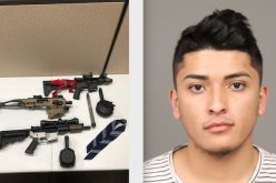 Search warrant results in gun confiscation and arrest