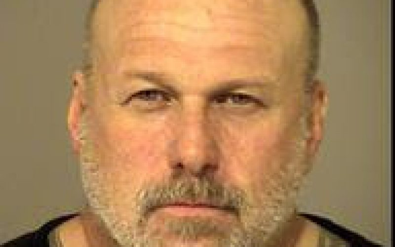 Illegal Pot Grower Busted