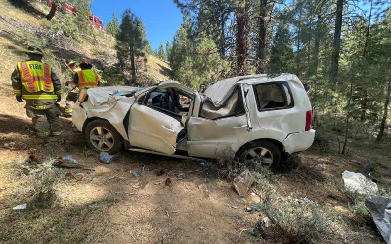 Woman dies in high speed DUI crash
