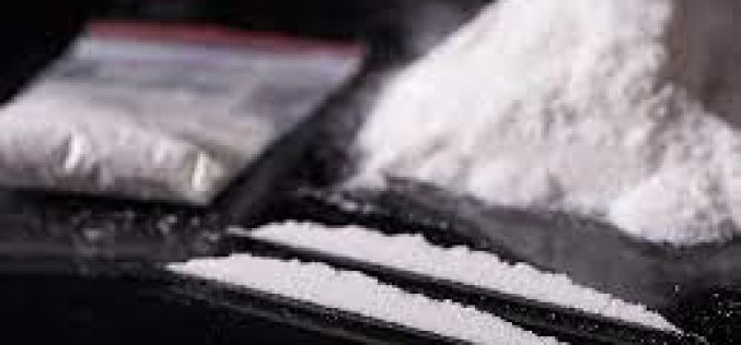 1.5 pounds of cocaine seized in search warrant
