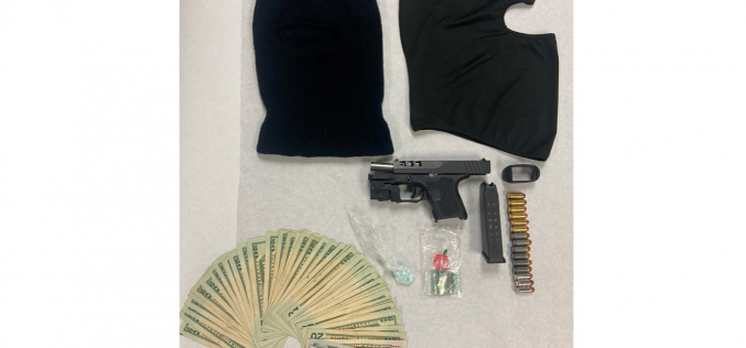 Napa Police arrest juvenile gang member allegedly caught with 'ghost gun'