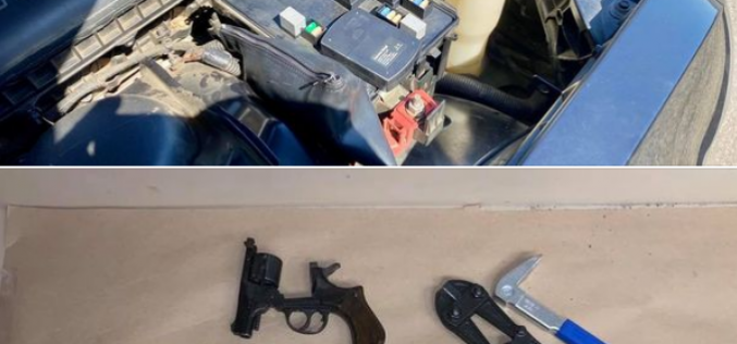 Traffic stop leads to narcotic sales and firearm arrest