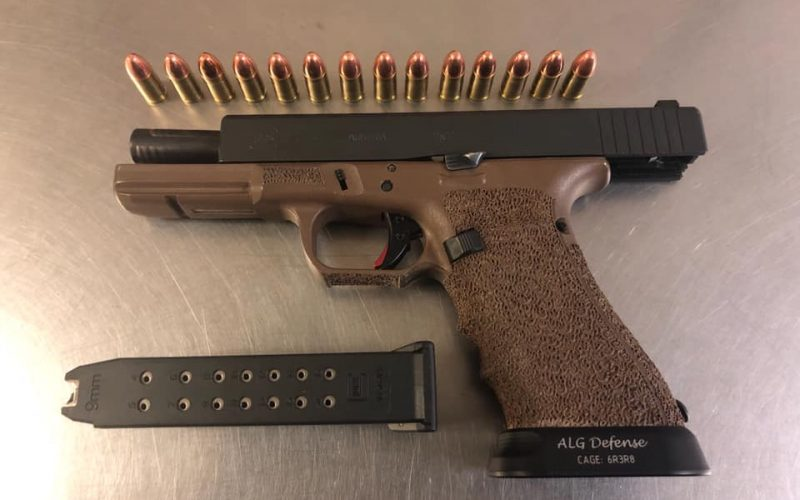 15 Y/O Gang Member Arrested for a Firearm, Robbery, and Gang Enhancements