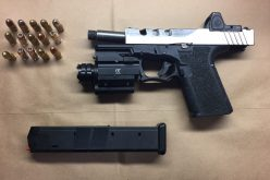 Traffic Enforcement Stop Leads to Another Felon With Concealed Firearm