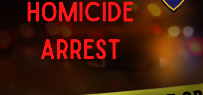 Two arrested for shooting homicide, third for accessory