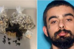 Gang member nabbed for AK-47, various drugs