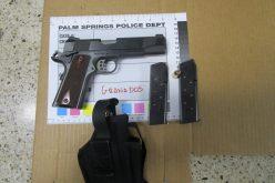 Keen Observation Leads To Arrest Of Felon In Possession Of Stolen Handgun