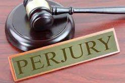 Finding a Gun, False Report – DA Announces LASD Deputy Indicted for Perjury