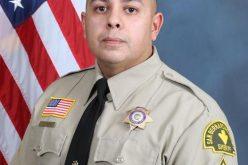 Fleeing suspect shoots and kills Sergeant Dominic Vaca