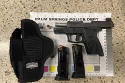 Vehicle Stop Leads to Firearm Possession Arrest