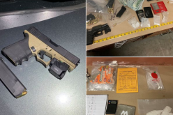More guns, drugs, and warrants off the streets!