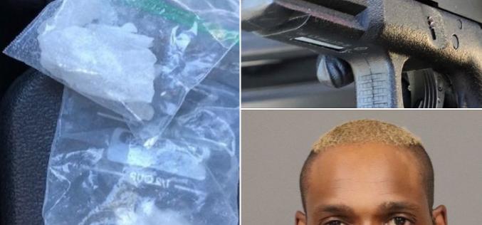 Arrest Made for Illegal Possession of Replica Gun, Narcotics for Sale, Resisting Arrest