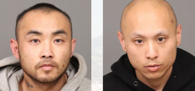 Catalytic converter thieves caught with meth and paraphernalia