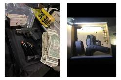 Stockton PD announces recent weapon-related arrests