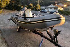 Surveillance Cameras Sink Boat Thieves