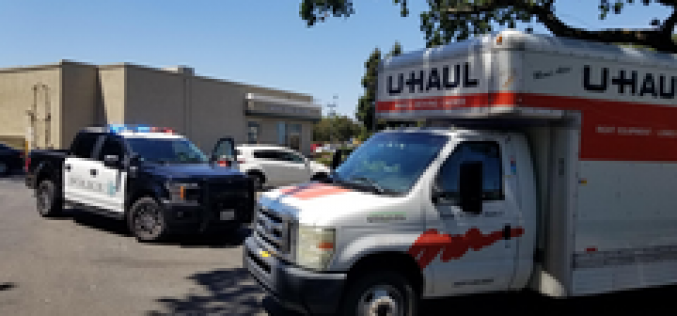 Stolen Truck from Utah Spotted at Shopping Center, 2 Suspects Arrested