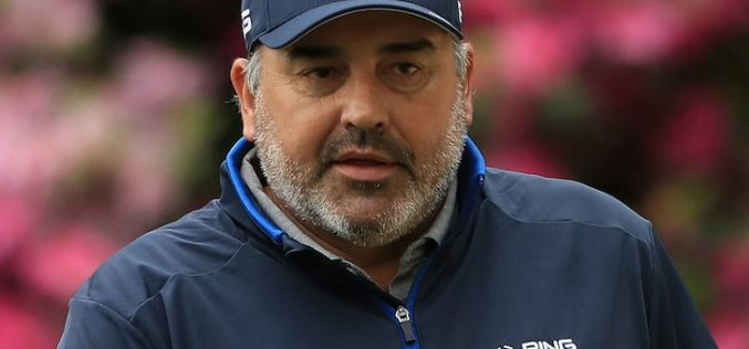 EX-MASTERS CHAMP ANGEL CABRERA SENTENCED TO 2 YEARS IN PRISON … In Dom. Violence Case